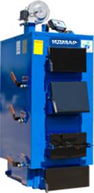 Твердотопливный котел Идмар-GK-1 мощностью 10 кВт. Котел утилизатор длительного горения продажа доставка