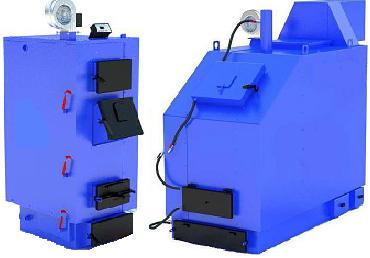 Промышленные угольные котлы 500 кВт Идмар KW-GSN. Котлы твердотопливные большой мощности