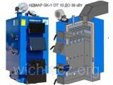 Твердотопливный котел на дровах длительного горения Идмар (Вихлач, Вичлас) GK-1-13 кВт