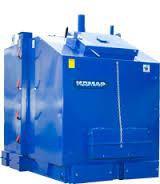 Котел твердотопливный 1140 кВт. Идмар KW-GSN (c принудительной подачей воздуха и авторегулировкой)