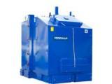 Котел твердотопливный 700 кВт. Идмар KW-GSN (c принудительной подачей воздуха и авторегулировкой)
