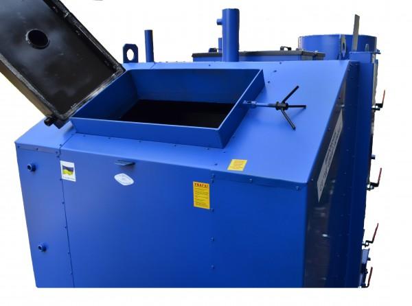 Твердотопливный котел 700 кВт. IDMAR KW-GSN (c принудительной подачей воздуха).