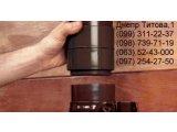 Фото  1 Водосточная труба с муфтой 95 мм 3 м коричневый 1762692