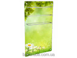 ИК стеклокерамический полотенцесушитель-обогреватель 2 в 1 HGlass GHT 5010 фотопечать 550/275 Вт