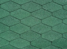 Фото  1 IKO DIAMANT Forest Green 56762