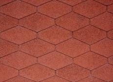 IKO DIAMANT Tile Red