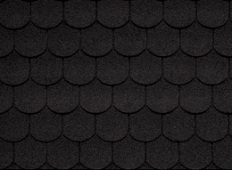 IKO SUPERGLASS-BIBER (Sparkling Black)