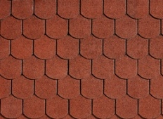 IKO SUPERGLASS-BIBER (Tile Red)