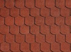IKO VIKTORIAN (Tile Red)