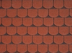 IKO VIKTORIAN (Tile Red Ultra)