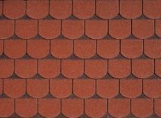 IKO VIKTORIAN (Tile Red Ultra)
