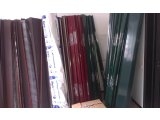 Фото  1 Коньки на крышу, пэшки на профлист (окантовка для забора) в наличии (широкий ассортимент, любые цвета). Высокое качество 1765057
