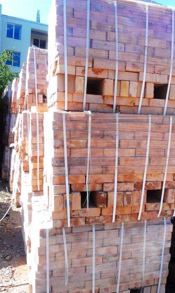 Фото 7 Керамический полнотелый кирпич М-200 (несущие стены, печи, камины) 290365