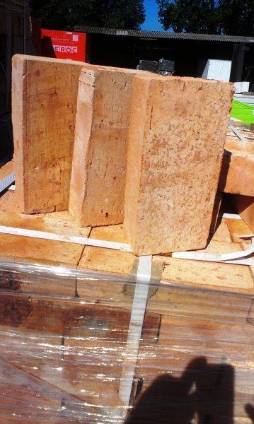 Фото 5 Кирпич печной керамический полнотелый М200 г.Пологи 339597