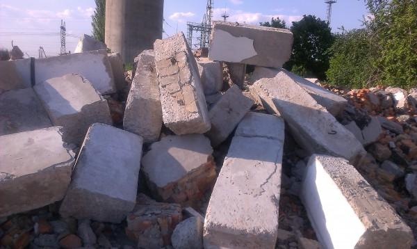 ФБС 24-4-6 фундаментные блоки для технических подпольев зданий. Днепропетровск, Запорожье
