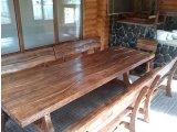 Мебель под старинку, для кафе, беседок