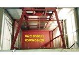 Фото  1 Промышленный КОНСОЛЬНЫЙ Подъёмник МОНТАЖ в железобетонную шахту г/п 1000 кг, 1 тонна. г. Николаев 2149600