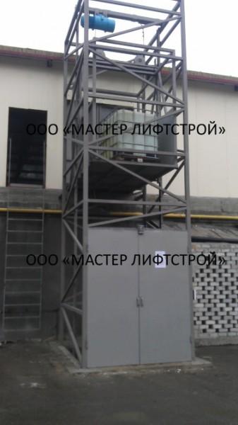 Изготовление шахтных подъёмников по заказ.