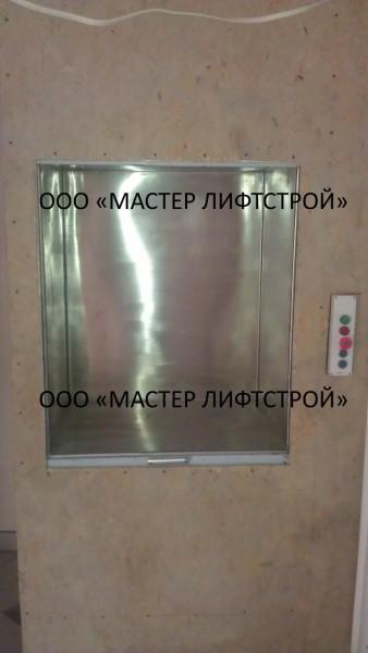 Электрический подъёмник для ресторана под заказ. Изготовление и монтаж под ключ.