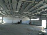 Фото  1 Будівництво виробничого приміщення легкої промисловості під ключ. 1401118