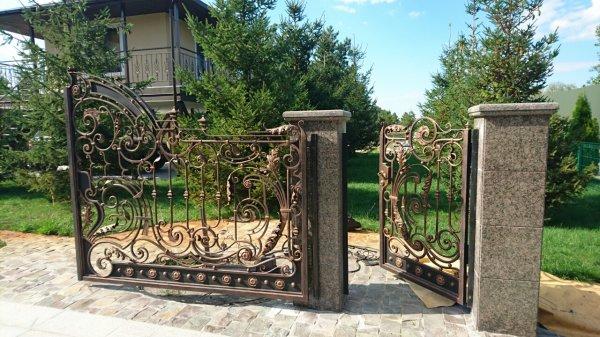 Купити ворота в ужгород распашные ворота екатеринбург область цена