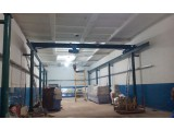 Изготовление и монтаж кран-балок в существующих помещениях.