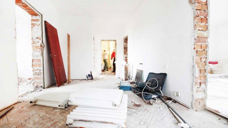 фото ремонт квартир альфа проект
