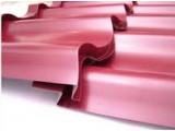 Металлочерепица «Z-lock».Покрытие полимерное глянцевое. Толщина стали: 0,45 мм (Корея, Италия)