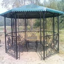 Фото 8 Беседка, навес,изделия из металла, качели,ворота, гараж,забор 303205