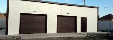 Фото 7 Строительство гаражей, СТО, автомоек 338841