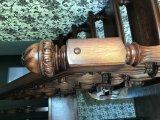 Фото  3 Лестница из массива Дуба с Резной входной Балясиной 3866573