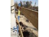 Фото  5 Анкерная стойка ограждения строительной площадки BSD 642556