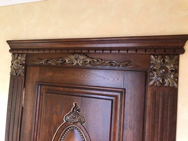 Фото 3 Двері міжкімнатні, Дубові, Повний Масив 338810