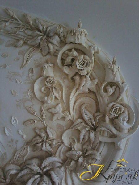 Фото 6 декор стін, художній розпис стін. БАРЕЛЬЄФ, обємні картини 334833