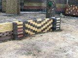 Фото  5 Кирпич Скала тычковой пустотный220Х500Х65 коричневый(для столбиков) 2570709