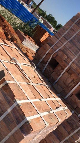 Фото 2 Кирпич печной керамический полнотелый М200 г.Пологи 339597