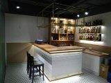 Фото  1 Подвесная барная стойка. Конструкции на потолке в барах и ресторанах. 2056779