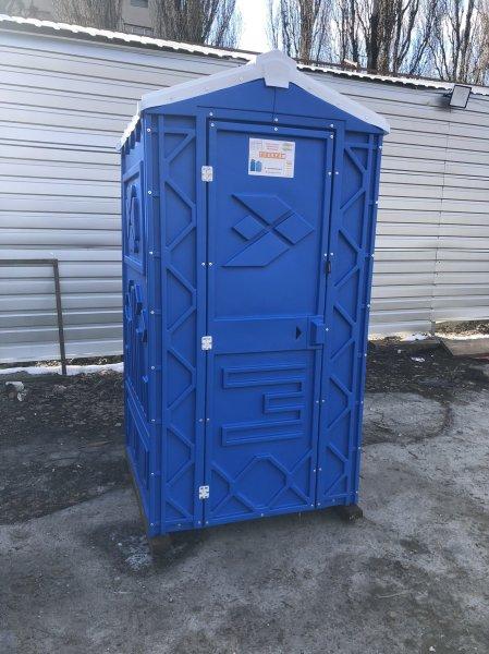 Фото  1 Биотуалет. Уличная туалетная кабина 967521