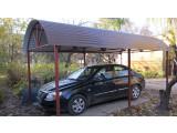 Навес для легкового автомобиля(5500*3000 мм)
