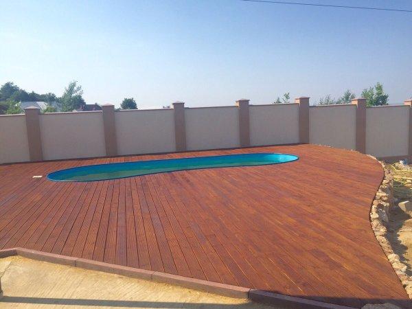 Фото 12 Вентильовані фасади,облаштування басейнів,будівництво терас та інше. 327016