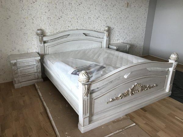 Фото  1 Тумбочка прикроватная Белого Цвета 1446958