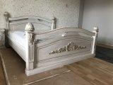 Спальня из массива Дуба с резьбой