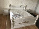 Фото  2 Спальня из массива Дуба с резьбой 2446955