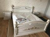 Фото  2 Тумбочка прикроватная Белого Цвета 2446958