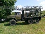 Фото 1 Буровая установка УКБ-500 на базе Урала 4320 333261