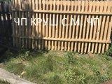 Фото 1 забор деревянный 338426