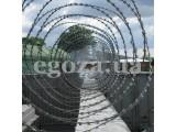 Спиральная колючая проволока СББ Егоза-Аллигатор 800/7