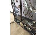 Фото  5 Экран для камина, Каминная решетка, каминные дверцы Морская арт.kpr.5 5595774