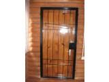Металлические двери входные в подвал подьезд, сарай, погреб