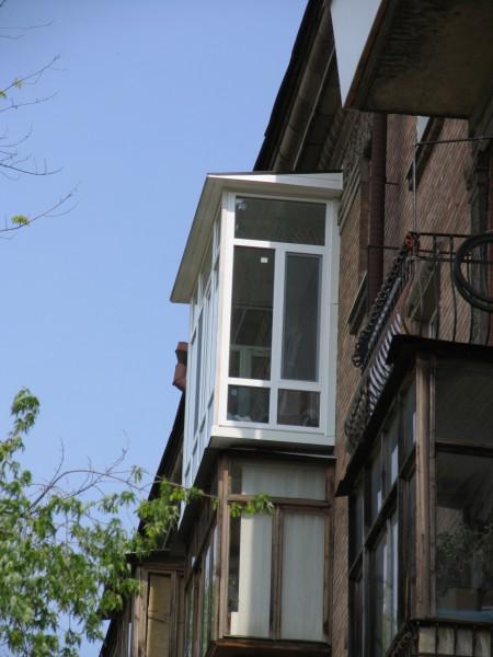 Балкон под ключ цена 25000 грн. заказать в киеве фото, отзыв.